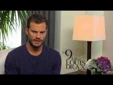 The 9th Life of Louis Drax - Jamie Dornan Interview