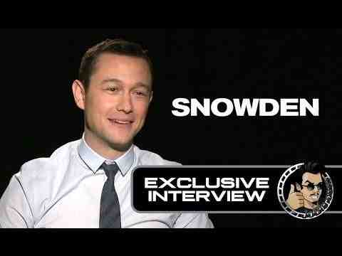 Snowden - Joseph Gordon-Levitt Interview