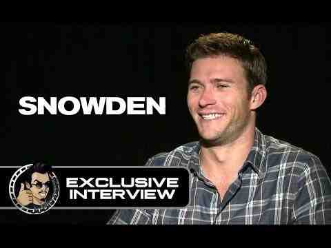 Snowden - Scott Eastwood Interview