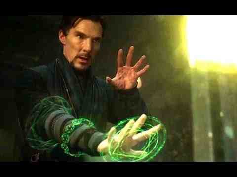 Doctor Strange - Featurette 1