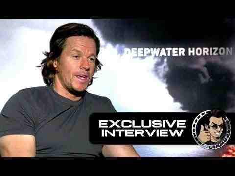 Deepwater Horizon - Mark Wahlberg Interview