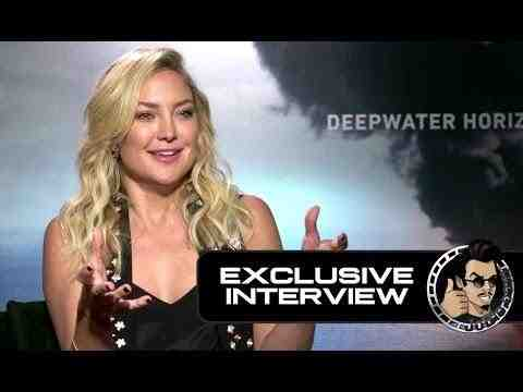 Deepwater Horizon - Kate Hudson Interview