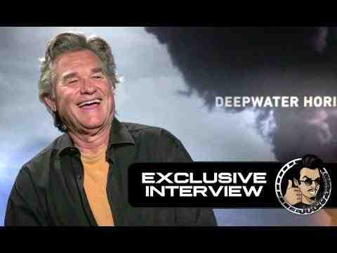 Deepwater Horizon - Kurt Russell Interview