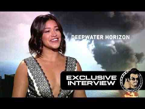 Deepwater Horizon - Gina Rodriguez Interview
