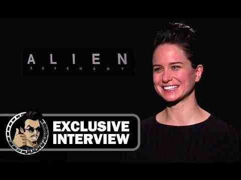 Alien: Covenant - Katherine Waterston Interview