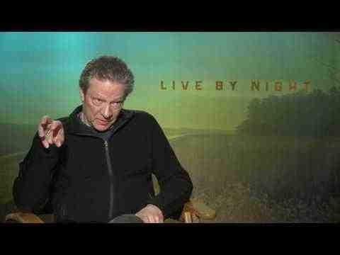 Live by Night - Chris Cooper Interview
