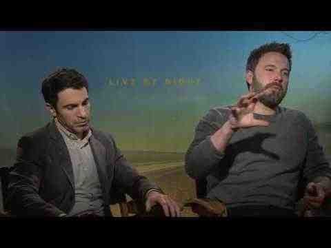 Live by Night - Ben Affleck & Chris Messina Interview