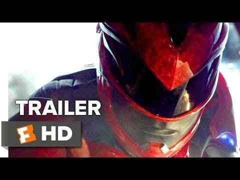 Power Rangers - trailer 2