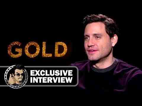 Gold - Edgar Ramirez Interview