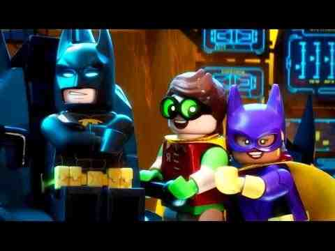The Lego Batman Movie - Funny Character Interviews