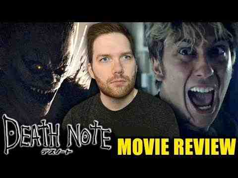 Death Note - Chris Stuckmann Movie review