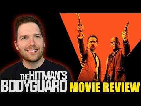 The Hitman's Bodyguard - Chris Stuckmann Movie review