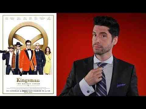 Kingsman: The Golden Circle - Jeremy Jahns Movie review