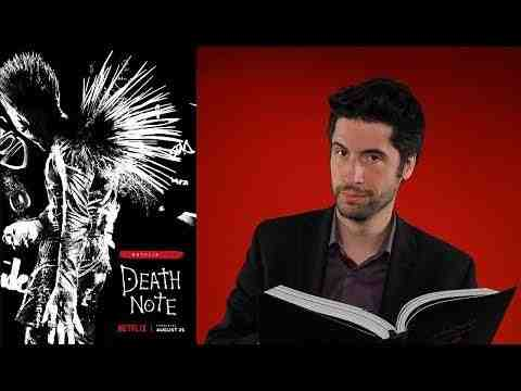 Death Note - Jeremy Jahns Movie review