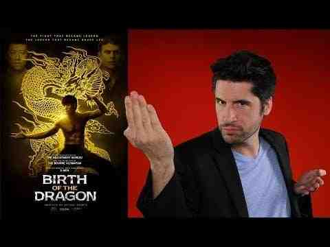 Birth of the Dragon - Jeremy Jahns Movie review
