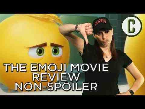 The Emoji Movie - Collider Movie Review