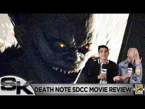 Death Note - Schmoeville Movie Review