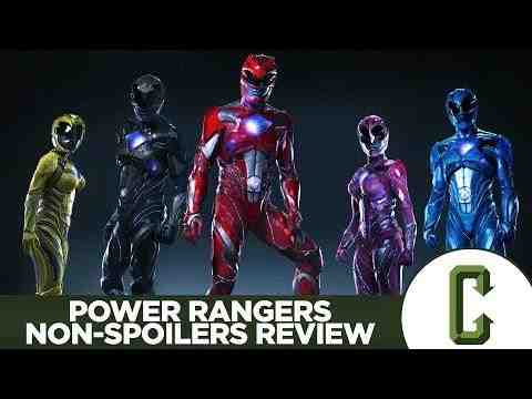 Power Rangers - Collider Movie Review