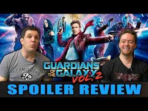 Guardians of the Galaxy Vol. 2 - Schmoeville Movie Review