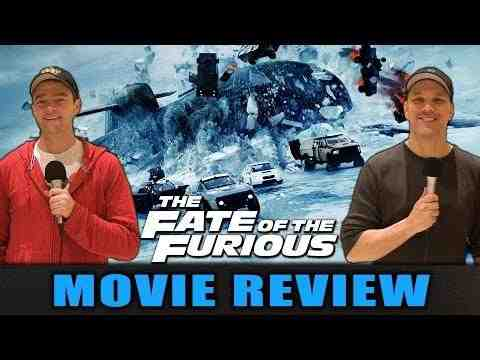 The Fate of the Furious - Schmoeville Movie Review