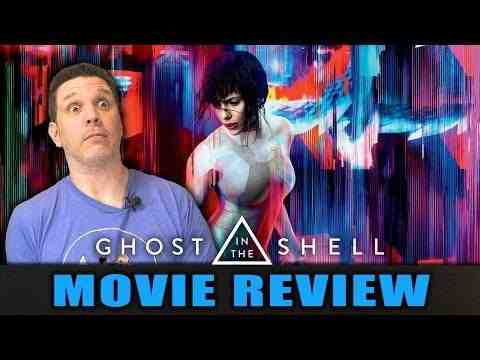 Ghost in the Shell - Schmoeville Movie Review