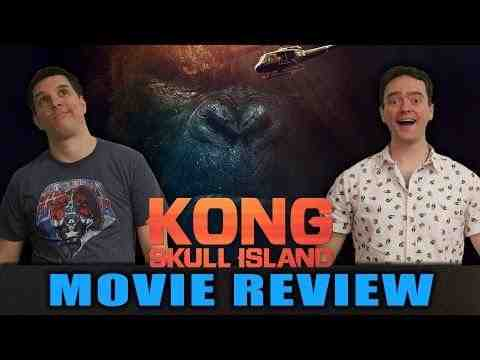 Kong: Skull Island - Schmoeville Movie Review