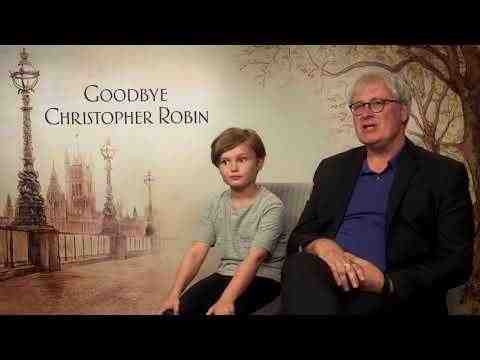 Goodbye Christopher Robin - Simon Curtis & Will Tiltson Interview