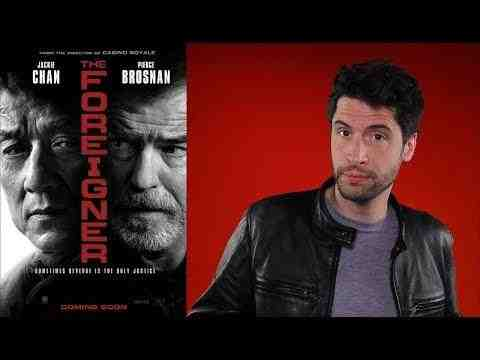 The Foreigner - Jeremy Jahns Movie review