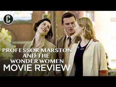 Professor Marston and the Wonder Women - Collider Movie Review