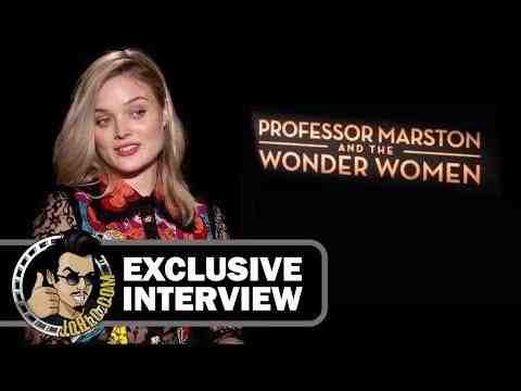 Professor Marston and the Wonder Women - Bella Heathcote Interview