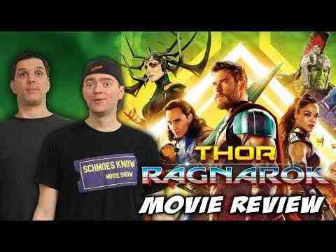 Thor: Ragnarok - Schmoeville Movie Review