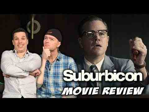 Suburbicon - Schmoeville Movie Review