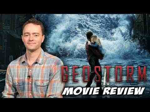 Geostorm - Schmoeville Movie Review