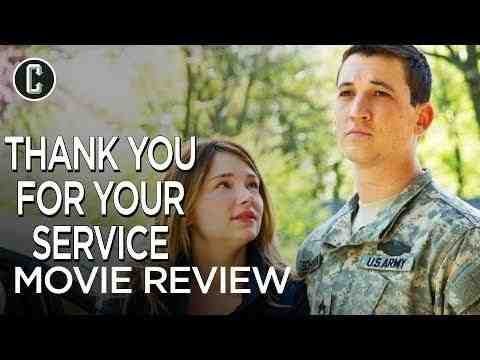 Thank You for Your Service - Collider Movie Review