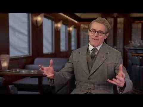 Murder on the Orient Express - Willem Dafoe Interview