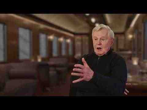 Murder on the Orient Express - Derek Jacobi Interview
