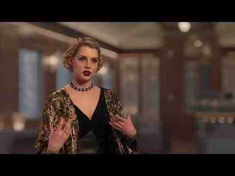 Murder on the Orient Express - Lucy Boynton Interview
