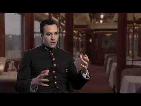 Murder on the Orient Express - Marwan Kenzari Interview