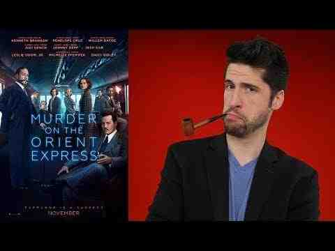 Murder on the Orient Express - Jeremy Jahns Movie review