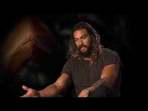 Justice League - Jason Momoa