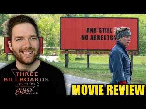 Three Billboards Outside Ebbing, Missouri - Chris Stuckmann Movie review