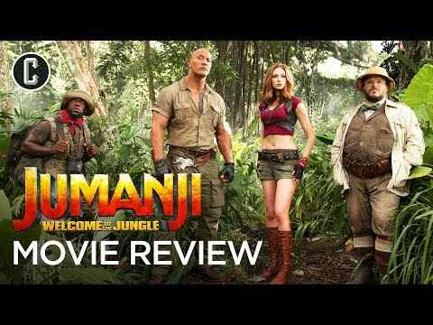 Jumanji: Welcome to the Jungle - Collider Movie Review