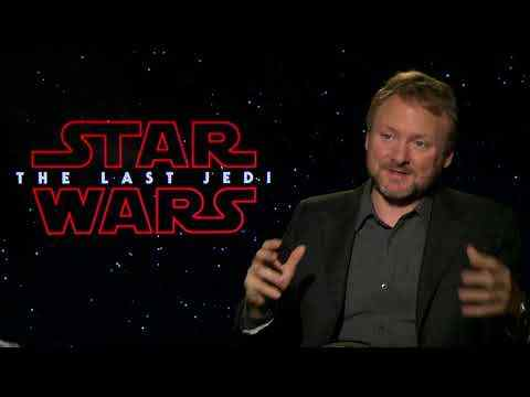 Star Wars: The Last Jedi - Director Rian Johnson Interview