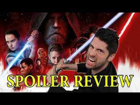 Star Wars: The Last Jedi - Jeremy Jahns Movie review