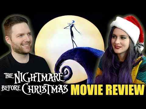 Nightmare Before Christmas - Chris Stuckmann Movie review