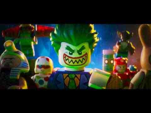 Lego Batman film - trailer 2
