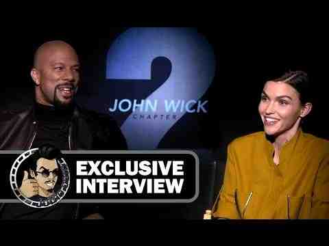 John Wick: Chapter 2 - Common & Ruby Rose Interview