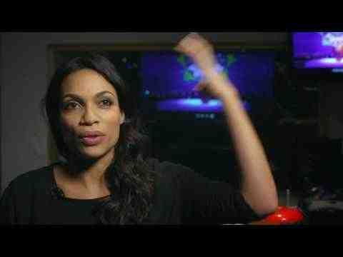 The Lego Batman Movie - Rosario Dawson