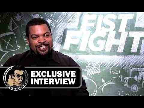 Fist Fight - Ice Cube Interview