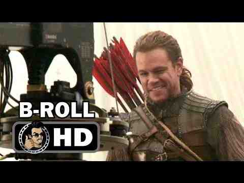 The Great Wall - B-Roll Bloopers